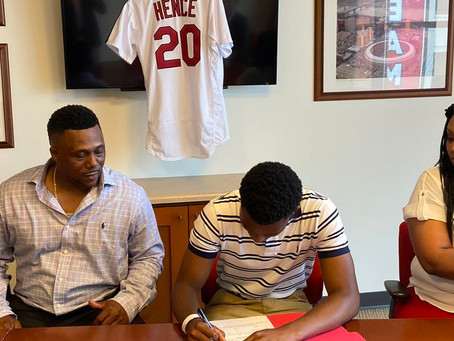 Watson Chapel pitcher Tink Hence signs with Cardinals