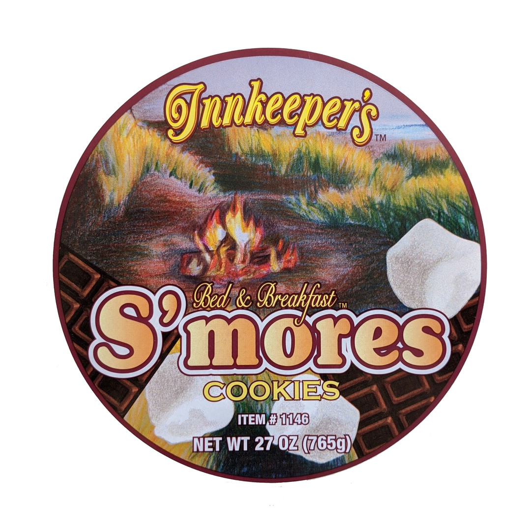 Innkeeper's S'mores Cookies