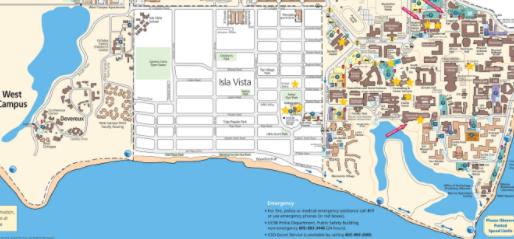 The Surf Breaks & Beaches of Isla Vista