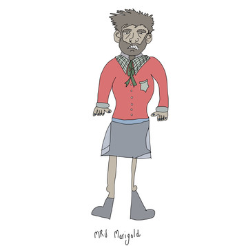 Mrs Marigold