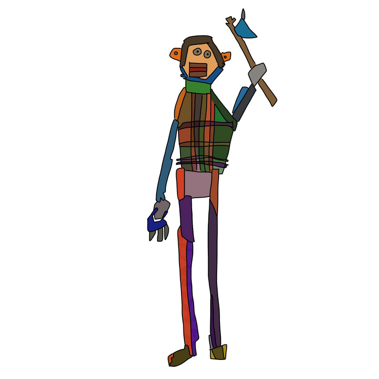 Mr Woodcutter