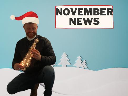 November News!