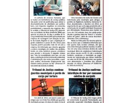 Coluna publicada no jornal O Caraguejo em 30/09/2020