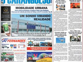 Coluna publicada no jornal O Caraguejo em 31/10/2018