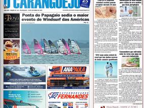Coluna publicada no jornal O Caraguejo em 30/10/2019