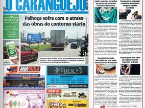 Coluna publicada no jornal O Caraguejo em 28/02/2018