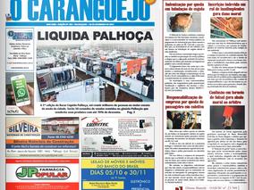 Coluna publicada no jornal O Caraguejo em 30/09/2017