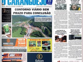 Coluna publicada no jornal O Caraguejo em 29/04/2019