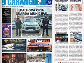Coluna publicada no jornal O Caraguejo em 31/07/2020