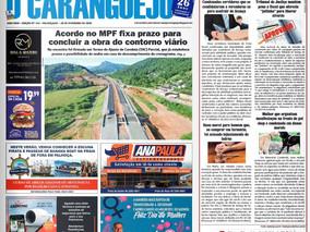 Coluna publicada no jornal O Caraguejo em 28/02/2020