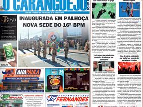 Coluna publicada no jornal O Caraguejo em 30/06/2018