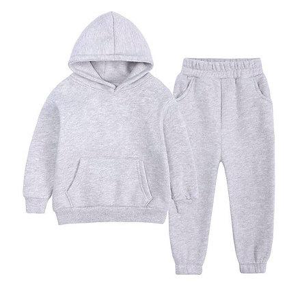 PRE- ORDER -  Grey Tracksuit