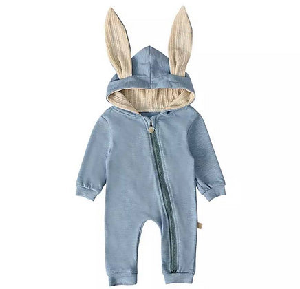 Blue Bunny Onesie