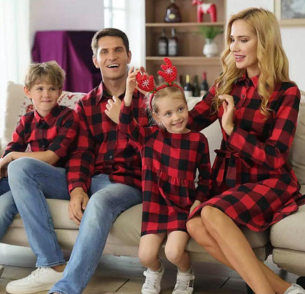 BUY-IN - Family Check Clothing