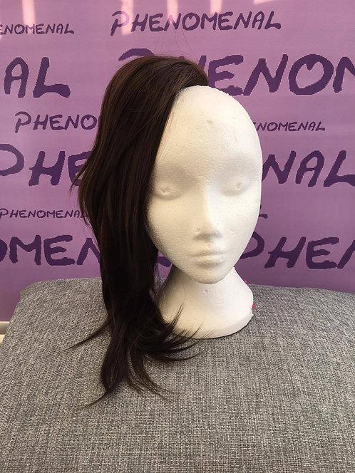 "18"" heat resistant ponytail"
