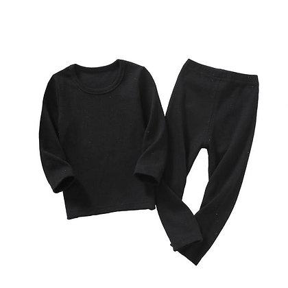 Black Lounge Wear