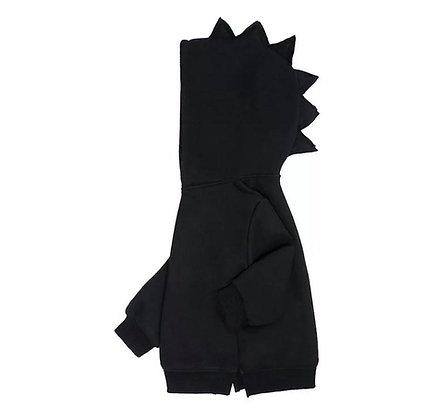 Black Dinosaur Hoodie