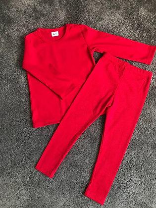 Red Lounge Wear