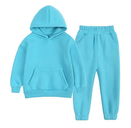 Turquoise Tracksuit