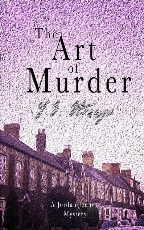 The Art of Murder - J.S. Strange