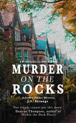 Murder on the Rocks Front Cover