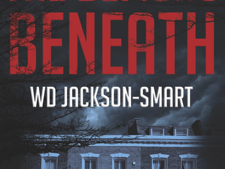 The Books Read by WD Jackson-Smart - The Demons Beneath Week