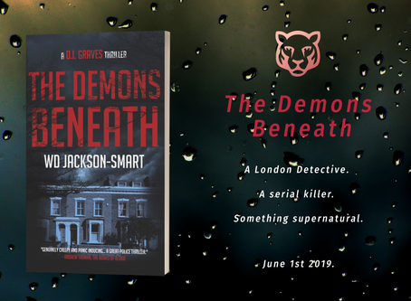 The Demons Beneath: Out Now!