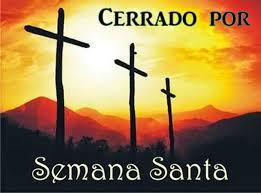 Horario de Semana Santa y Juan santamaría