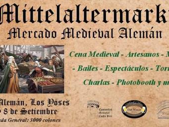 Mercadito Medieval - Club Alemán