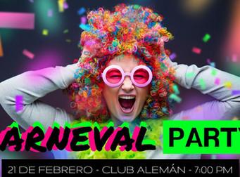 Karneval Party - Club Alemán