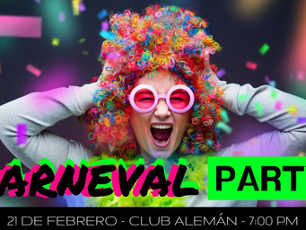 Karneval Party - Club Alemán