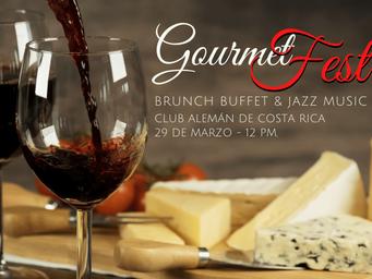 GourmetFest - Jazz Brunch Buffet
