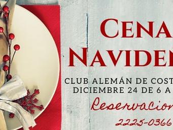 Cena de Navidad-Club Alemán de Costa Rica