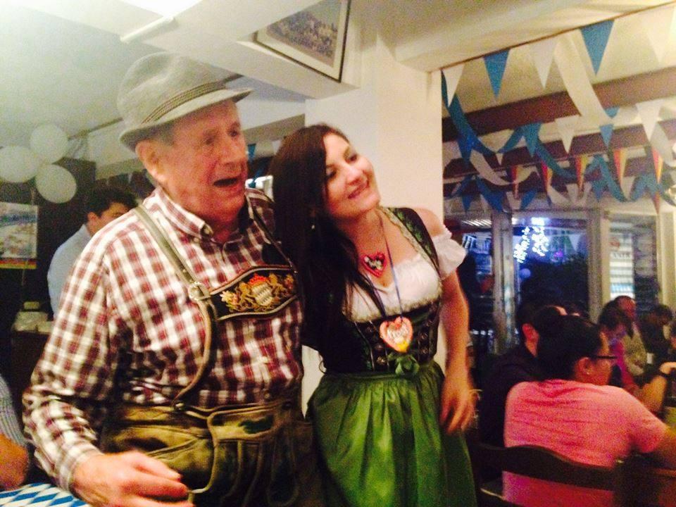 Celebración Baviera
