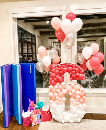 5ft Balloon Structure