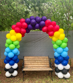 Small Balloon Arch