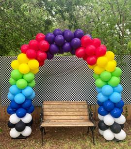Small Balloon Arch