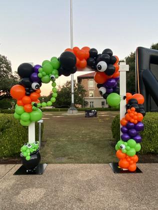 8ft x 8ft balloon frame