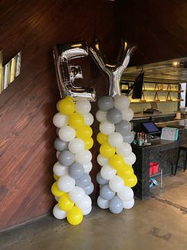 7ft Balloon Columns