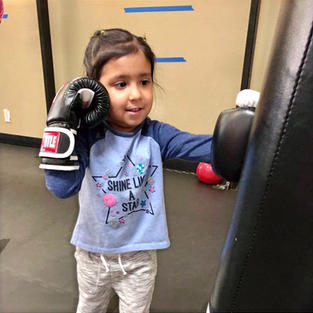 Kids Boxing and Kickboxing