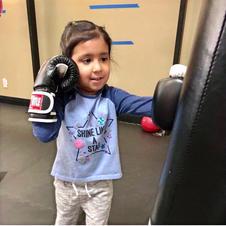 Kids Boxing and Kickboxing