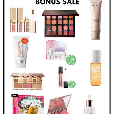 Sephora Holiday Bonus Sale