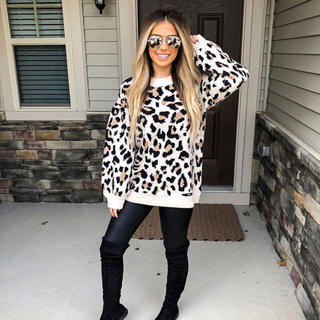 Leopard Print Must-Haves