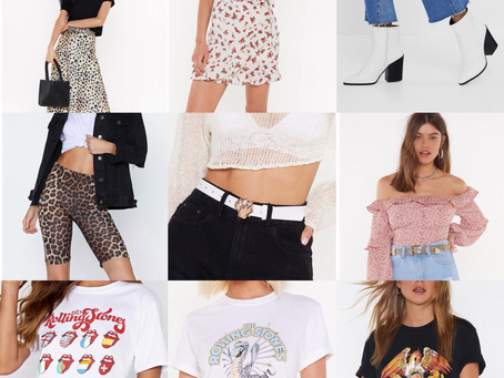 Nasty Gal Site Wide Sale - Up to 80% OFF!