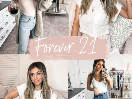 Forever 21 Spring Haul