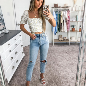 What's in my Summer Wardrobe from Forever 21