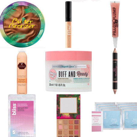 Spring Beauty Haul - 40% off Sale!