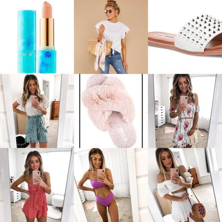 Top Selling Items in June!