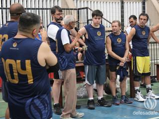 Defesa da Fé Sports Outreach homenageia Prof. Paulo Cunha