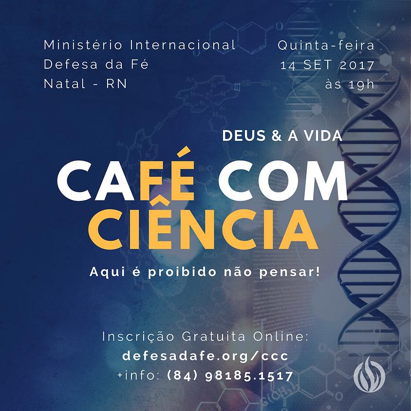 Deus e a Vida | CaFé com Ciência